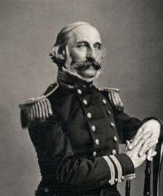 Captain USN Charles Henry Davis (1807-1877)