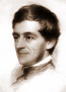 Ralph Waldo Emerson (1803-1882), c. 1846