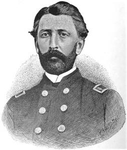 Lt. Col. Franklin B. Harlow (1829-1905)