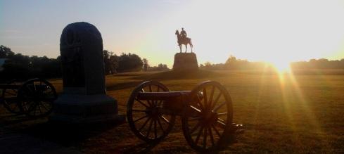Gettysburg banner