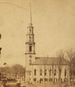 Park Street Church, Boston