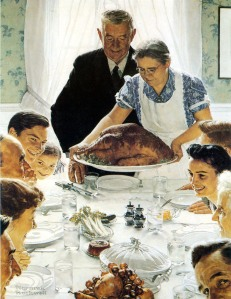 Turkey has long since taken center stage, and it was most likely there at the First Thanksgiving. But venison was the main item on the menu thanks to the Wampanoag.