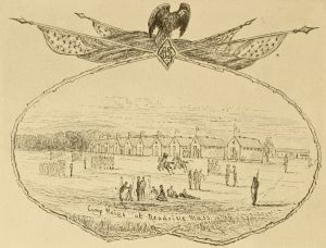 Camp Meigs, from