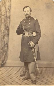 Col. George Hull Ward (1826-1863)