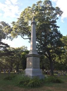 Duxbury Monument, built 1872