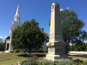Hanover Monument, built 1878