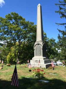 Hingham Monument, built 1870