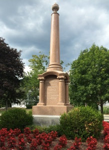 Norwell Monument, built 1878