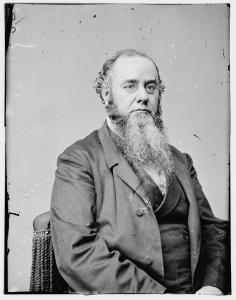 Secretary of War Edwin Stanton (1814-1869)