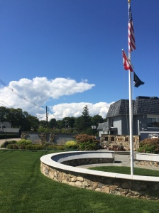 Cohasset Veterans Memorial Park, built 2006