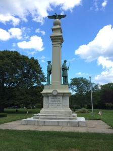 Scituate monument, built 1918