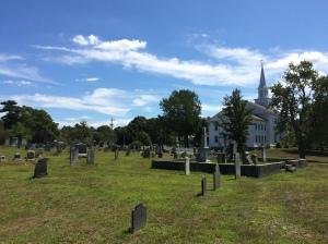 Hanover Central Cemetery, established c. 1727